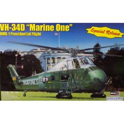 "VH-34D ""Marine One"" HMX-1 Presidential Flight"