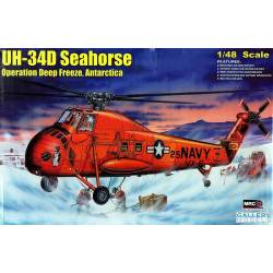 UH-34D Seahorse Operation Deep Freeze, Antarctica