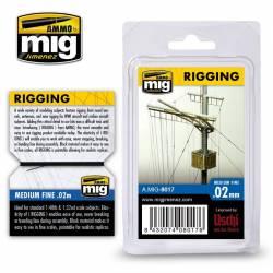 RIGGING – MEDIUM 0.02 MM