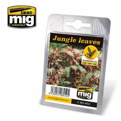 JUNGLE LEAVES