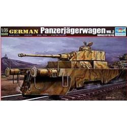 German Panzerjagerwagen