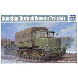 Russian Voroshilovets Tractor
