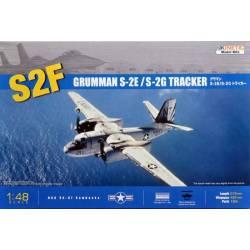 Grumman S-2E/S-2G Tracker