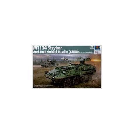 M1127 STRYKER ANTI TANK GUIDED MISSILE (ATGM)
