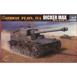 """PZ.SFL. IV A """"DICKER MAX"""""""