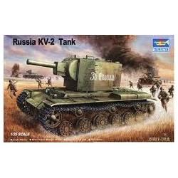SOVIET KV-2 TANK