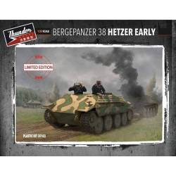 Bergepanzer 38 Hetzer Early Limited Bonus Edition