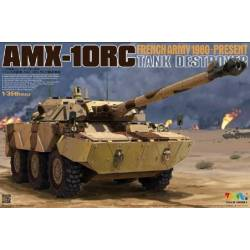 AMX-10RCR FRENCH ARMY TANK DESTROYER 1980-PRESENT DAGUET