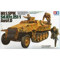 Mt I.SPW.Sd.Kfz.251/1 Ausf.D