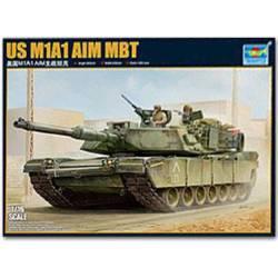 US M1A1 AIM MBT