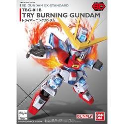 TRY BURNING GUNDAM