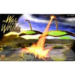 The War of the Worlds, War Machines Attack