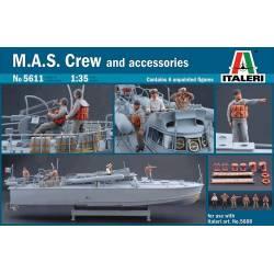 M.A.S figurines & accessoires de quai