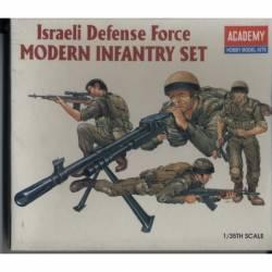 IDF INFANTRY FIGURES