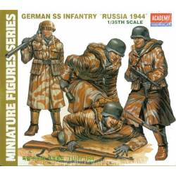 "GERMAN SS INFANTRY ""RUSSIA 1944"""