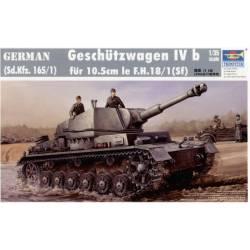 Geschützwagen IVb Für 10.5cm leFH 18/1