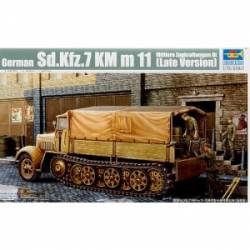 Sd.Kfz. 7 LATE CARGO BLINDE