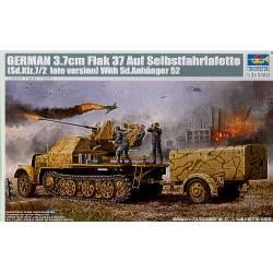 German SDKFZ 7/2