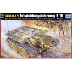 GERMAN entwicklungsfahrzeug E-10