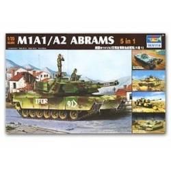 M1A1/A2 ABRAMS