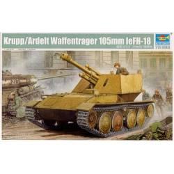 KRUPP/ARDELT Waffentrager 105mm leFH-18