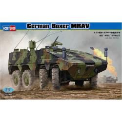 German Boxer MRAV