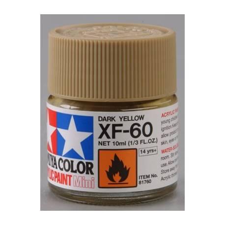 XF-60 Jaune Fonce Mat