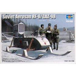 Soviet Aérosan RF-8/GAZ-98