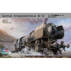 German Kriegslokomotive BR-52