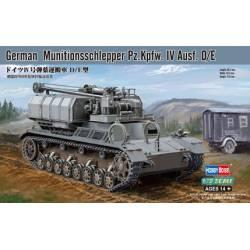 German Munitionsschlepper Pz.Kpfw. IV Ausf. D/E