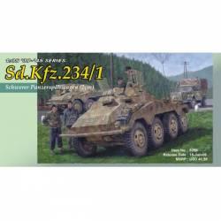 Sd.Kfz.234/1 Schwerer Panzerspäwagen (2cm)