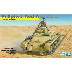 Pz.Kpfw.I Ausf.A Early Production (Smart Kit)