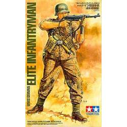WWII German Elite Infantryman