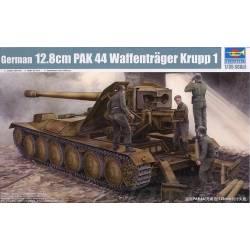 German 12.8cm PAK 44 Waffenträger Krupp 1