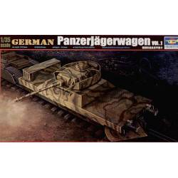 German Panzerjägerwagen Vol.1
