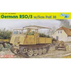 German RSO/3 w/5cm Pak 38