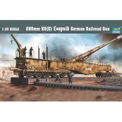 280 mm K5 (E) Léopold