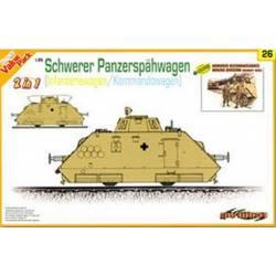 Schwerer Panzerspähwagen (Infanteriewagen/Kommandowagen)
