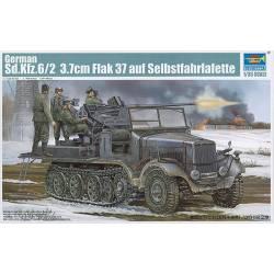 Sd.Kfz.6/2 3.7cm Flak37 auf Selbstfahrlafette