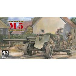 U.S. 3 Inch Howitzer M5 on Carriage M6