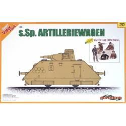 s.Sp. Artilleriewagen