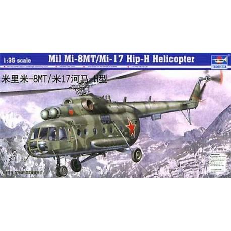 Mi-8MT/Mi-17 Hip-H Helicopter