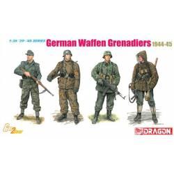 Waffen SS Grenadiers 1944-1945