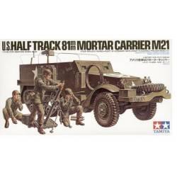 U.S. 81mm Mortar Carrier M21