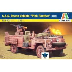"S.A.S Recon vehicle ""PINK PANTHER"""