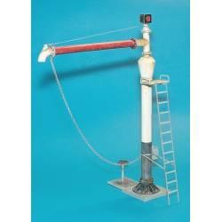 Railway water pump