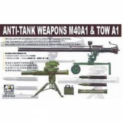 ANTI-TANK WEAPONS M40A1&TOWA1