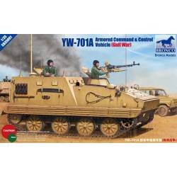 YW-701-1 ARMORED COMMAND & CONTROL VEHICLE