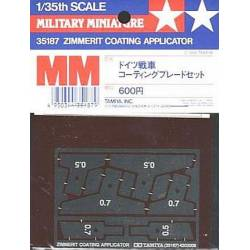 TAMIYA Zimmerit Coating Applicator
