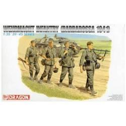 Wehrmacht Infantry Barbarossa 1941